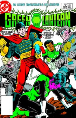 Green Lantern #189 (1976-1986) (NOOK Comics with Zoom View)