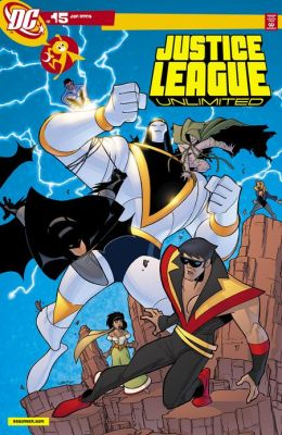 Justice League Unlimited #15 (NOOK Comics with Zoom View)