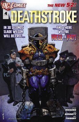 Deathstroke #4 (2011- ) (NOOK Comics with Zoom View)