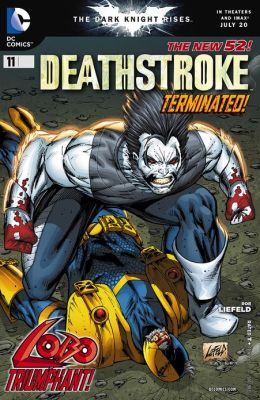 Deathstroke #11 (2011- ) (NOOK Comics with Zoom View)