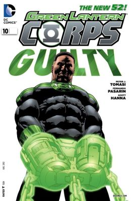 Green Lantern Corps #10 (2011- ) (NOOK Comics with Zoom View)
