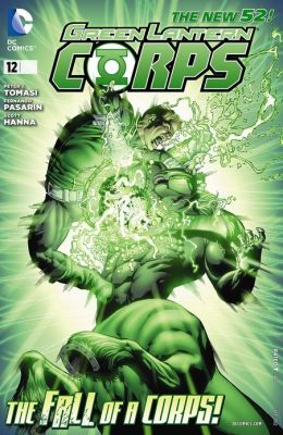 Green Lantern Corps #12 (2011- ) (NOOK Comics with Zoom View)