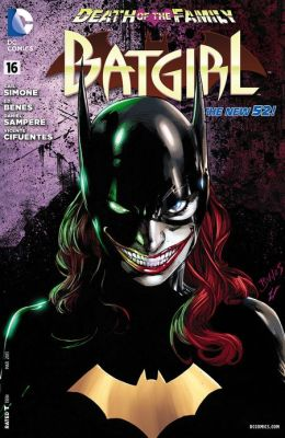 Batgirl #16 (2011- ) (NOOK Comics with Zoom View)