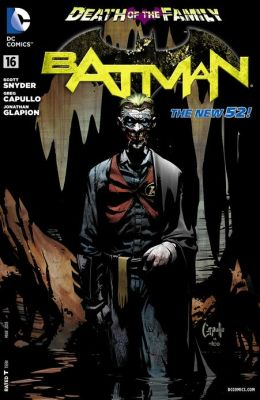 Batman #16 (2011- ) (NOOK Comics with Zoom View)