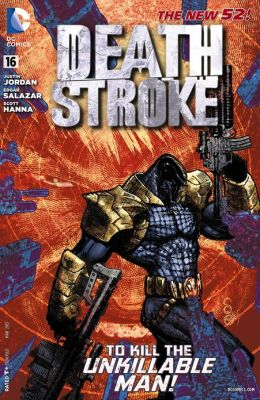 Deathstroke #16 (2011- ) (NOOK Comics with Zoom View)