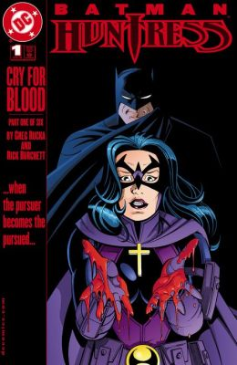 Batman/Huntress: Cry for Blood #1 (NOOK Comics with Zoom View)