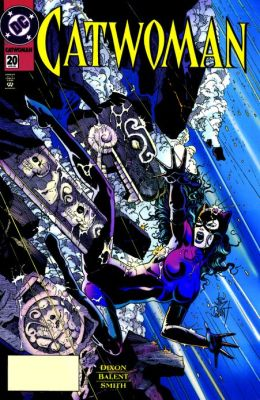 Catwoman #20 (1993-2001) (NOOK Comics with Zoom View)