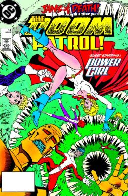 Doom Patrol #14 (1987-1995) (NOOK Comics with Zoom View)