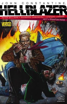 Hellblazer #277 (NOOK Comics with Zoom View)