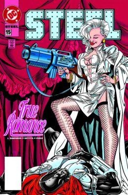 Steel #15 (1994-1998) (NOOK Comics with Zoom View)