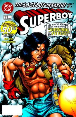 Superboy #50 (1994-2002) (NOOK Comics with Zoom View)