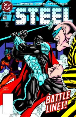 Steel #16 (1994-1998) (NOOK Comics with Zoom View)
