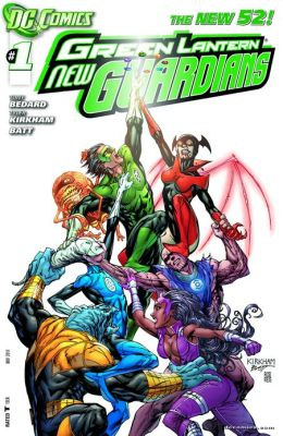 Green Lantern: New Guardians #1 (2011- ) (NOOK Comics with Zoom View)