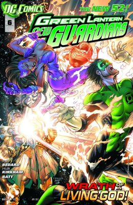 Green Lantern: New Guardians #6 (2011- ) (NOOK Comics with Zoom View)