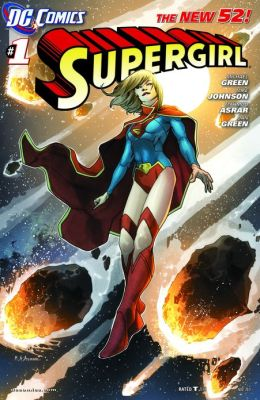 Supergirl #1 (2011- ) (NOOK Comics with Zoom View)