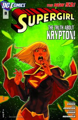 Supergirl #3 (2011- ) (NOOK Comics with Zoom View)