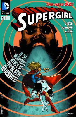 Supergirl #9 (2011- ) (NOOK Comics with Zoom View)