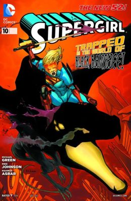 Supergirl #10 (2011- ) (NOOK Comics with Zoom View)