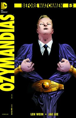 Before Watchmen: Ozymandias #5 (NOOK Comics with Zoom View)