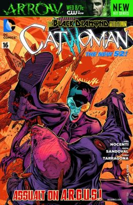 Catwoman #16 (2011- ) (NOOK Comics with Zoom View)