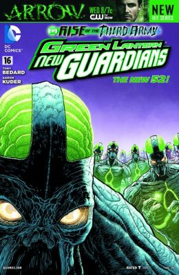 Green Lantern: New Guardians #16 (2011- ) (NOOK Comics with Zoom View)