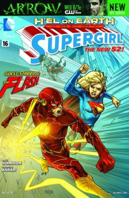 Supergirl #16 (2011- ) (NOOK Comics with Zoom View)