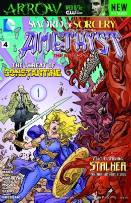 Sword of Sorcery #4 (2012- ) (NOOK Comics with Zoom View)