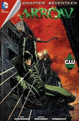 Arrow #17 (2012- ) (NOOK Comics with Zoom View)
