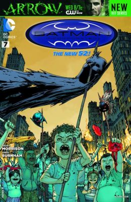 Batman Incorporated (2012 - 2013) #7 (NOOK Comic with Zoom View)