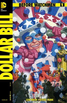 Before Watchmen: Dollar Bill #1 (NOOK Comics with Zoom View)