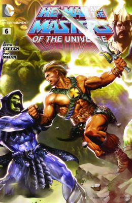 He-Man and the Masters of the Universe #6 (NOOK Comics with Zoom View)