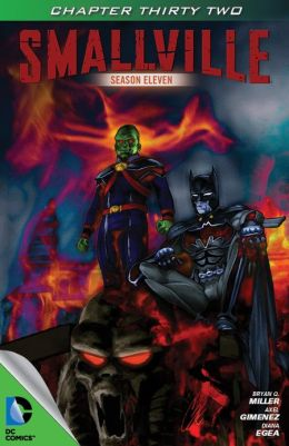 Smallville Season 11 #32 (NOOK Comics with Zoom View)