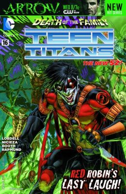 Teen Titans #16 (2011- ) (NOOK Comics with Zoom View)