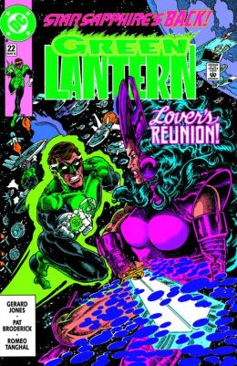 Green Lantern #22 (1990-2004) (NOOK Comics with Zoom View)
