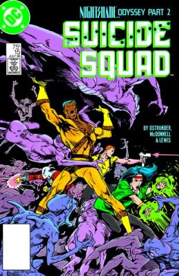 Suicide Squad #15 (1987-1992, 2010) (NOOK Comics with Zoom View)