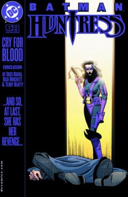 Batman/Huntress: Cry for Blood #6 (NOOK Comics with Zoom View)