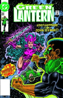 Green Lantern #23 (1990-2004) (NOOK Comics with Zoom View)