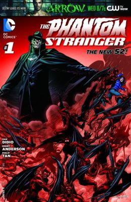 Phantom Stranger #1 (2012- ) (NOOK Comics with Zoom View)