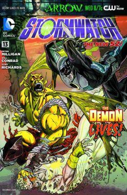 Stormwatch #13 (2011- ) (NOOK Comics with Zoom View)