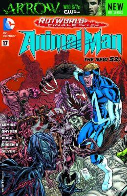 Animal Man #17 (2011- ) (NOOK Comics with Zoom View)
