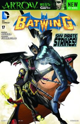 Batwing #17 (2011- ) (NOOK Comics with Zoom View)