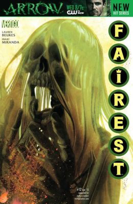 Fairest #12 (NOOK Comics with Zoom View)