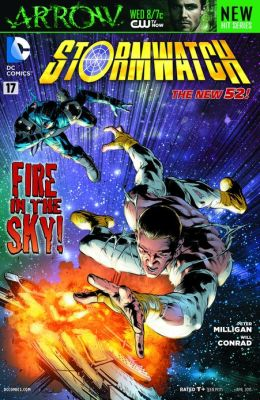 Stormwatch #17 (2011- ) (NOOK Comics with Zoom View)