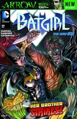 Batgirl #17 (2011- ) (NOOK Comics with Zoom View)