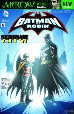 Batman and Robin (2011- ) #17 (NOOK Comic with Zoom View)