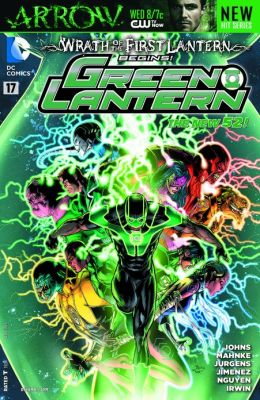 Green Lantern #17 (2011- ) (NOOK Comics with Zoom View)