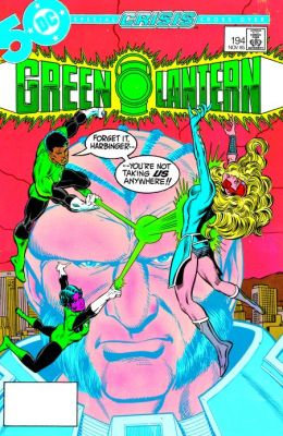 Green Lantern #194 (1976-1986) (NOOK Comics with Zoom View)