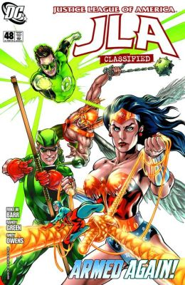 JLA: Classified #48 (NOOK Comics with Zoom View)