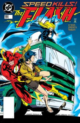 The Flash #106 (1987-2009) (NOOK Comics with Zoom View)