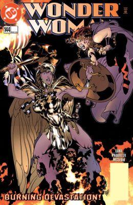 Wonder Woman #144 (1987-2006) (NOOK Comics with Zoom View)
